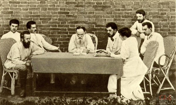Лев Толстой и мусульмане