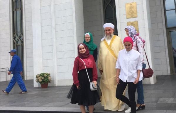 Закрытие летней школы «Россия-Исламский мир: диалог культур и цивилизаций» (ФОТО)