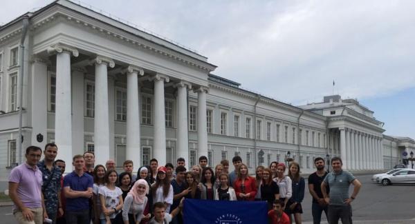 Международная летняя школа «Россия-Исламский мир: диалог культур и цивилизаций» в Болгаре (ФОТО)