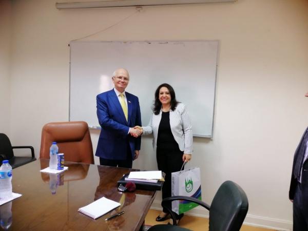 В Каирском университете создается  Российско-Египетский центр партнерства и цивилизаций