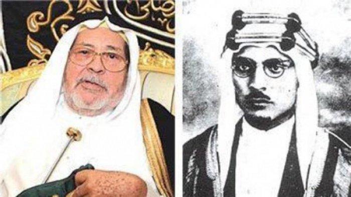Амин аль-Шайби (справа) и Абдульазиз аль-Шайби (слева)