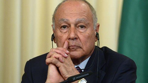 Генеральный секретарь ЛАГ Ахмед Абуль Гейт