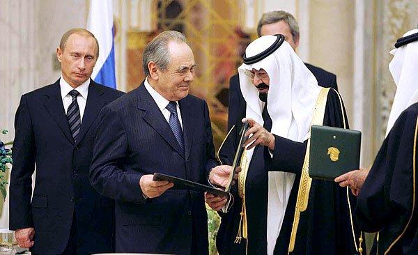 Саудовская Аравия, Эр-Рияд. Февраль, 2007 г. Фото: К. Завражин