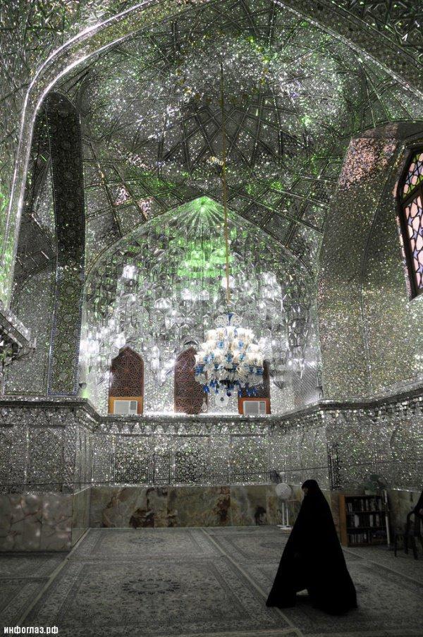 Мечеть, которую запрещено фотографировать
