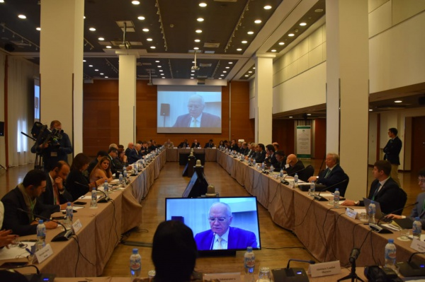 The 1st day of the Forum of Muslim journalists and bloggers (Photo report)