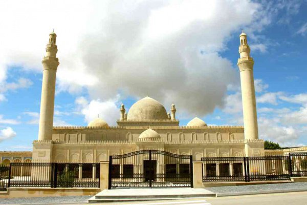 А вы знали, что одни из старейших в мире мечетей находятся... в Китае