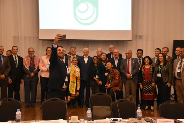 Фоторепортаж второго дня Форума мусульманских журналистов и блогеров