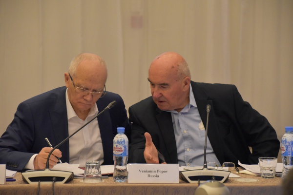 Freedom of journalism in the context of human rights is the main topic of the second day of the Forum of Muslim journalists and bloggers (Photo report)