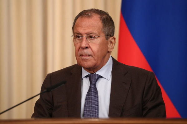 Foreign Minister Sergey Lavrov's interview with the Asharq Al-Awsat pan-Arab daily
