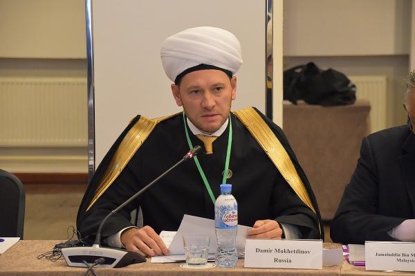 Дамир Мухетдинов: Главная сила нашей страны – те многочисленные народы, которые проживают здесь и составляют общий дом под названием Россия