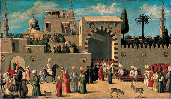 Венецианская архитектура и исламское наследие