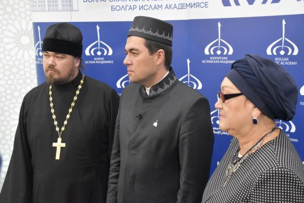Эльмира Садыкова выступила на пленарном заседании конференции «Ислам и общество: региональный аспект»