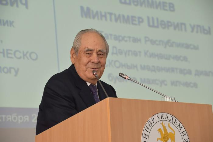 В Казани прошел III Международный форум писателей и интеллектуалов «Айтматовские чтения за диалог культур»