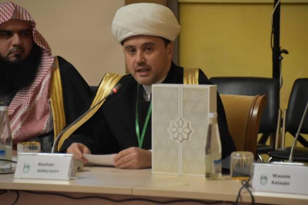 Фарит Мухаметшин: главная задача сегодня – возрождение российской мусульманской школы на национальной базе