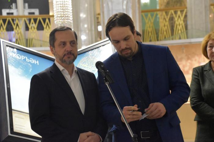 Мост Тегеран – Уфа – Казань. Когда каллиграфия - это способ укрепления культурных и духовных связей