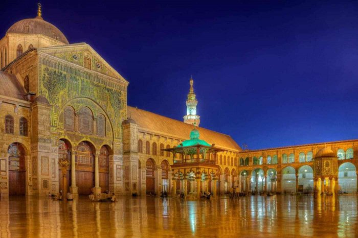 14 of the Oldest Mosques in the World