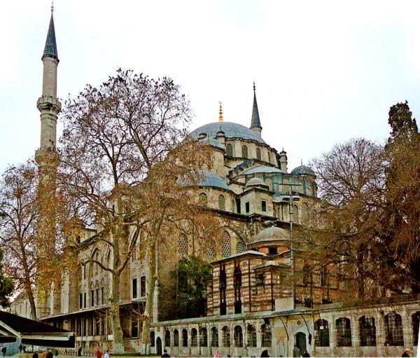 Святыни Стамбула: что нельзя пропустить?