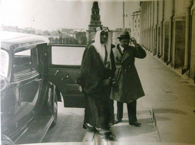 Karim Hakimov – «Red Pasha» and the Arabian Vizier of the Kremlin