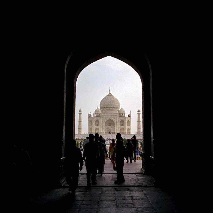 Сафарнама: путешествие сквозь время к памятникам моголов в Южной Азии. Часть 1