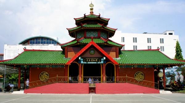 Китайские мечети – на стыке двух культур