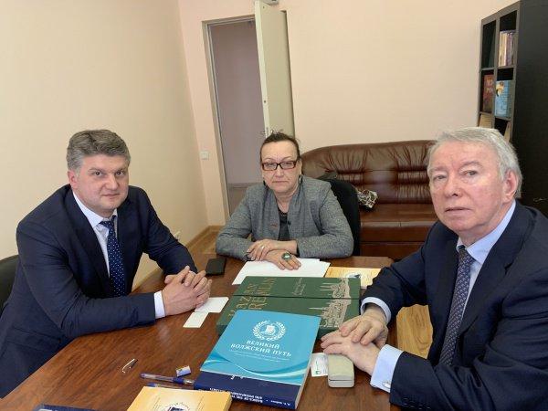 """Группа стратегического видения """"Россия-Исламский мир"""" развивает проекты в культурной сфере"""