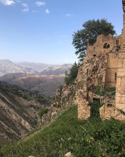 Чарующий Дагестан и «мёртвый» аул Гамсутль