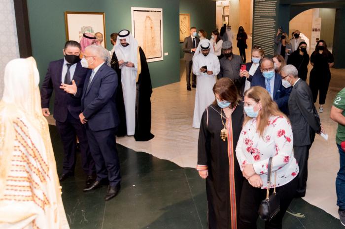 Празднование Международного дня исламского искусства в Бахрейне (ФОТОРЕПОРТАЖ)