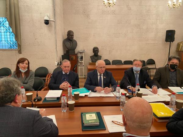 В ГСВ «Россия – Исламский мир» обсудили подготовку предстоящих международных мероприятий