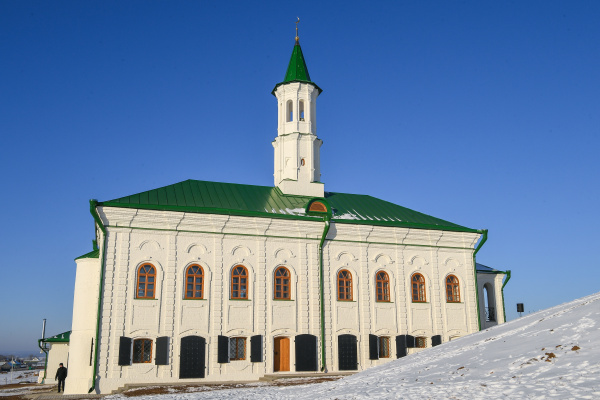 The Six Oldest Russian Mosques