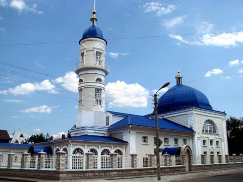 أقدم ستة مساجد في روسيا