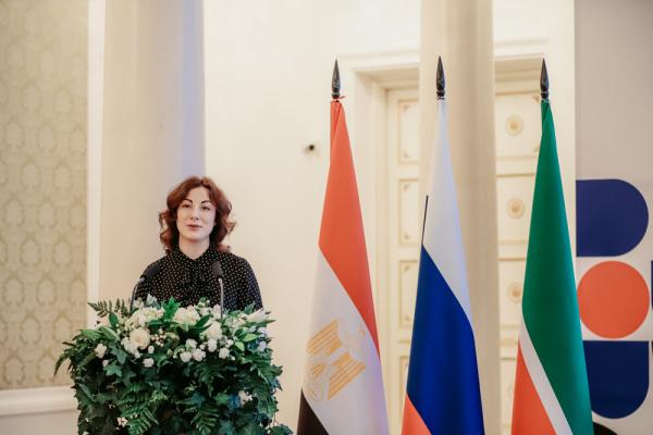 Казань стала центром притяжения для российской и египетской молодёжи