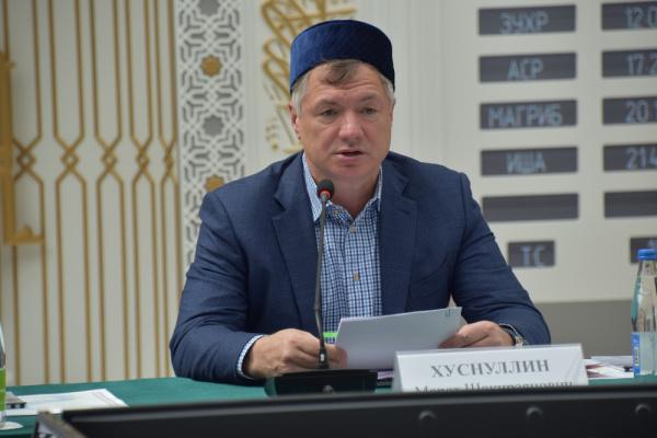 В Татарстане прошло совещание по вопросу подготовки празднования 1100-летия принятия ислама Волжской Булгарией