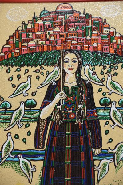 Палестина глазами российских художников